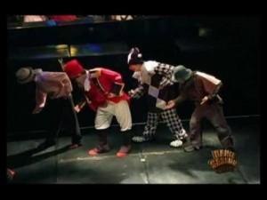 【衝撃】もはや人形劇にしか見えない、アニメーションダンサー黄帝心仙人のチーム「無名の心」のダンスが凄い!