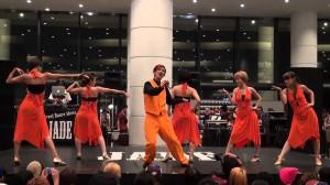 見ていて楽しい!スタドラダンサー【Matsuya】プロデュースのショーが大人気!