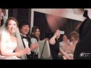 【結婚式サプライズ】幸せオーラ全開のフラッシュモブ!爽快なダンスで最高の雰囲気に♪