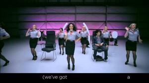 航空会社のPR映像がカッコ良すぎ!有名ダンサー総出演で最高のダンスショーを披露!