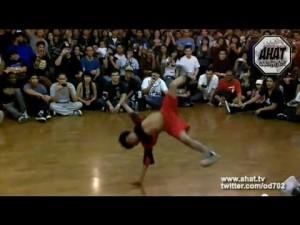 えっ、この子どんだけ回るの!? 8歳のB-BOYがブレイクダンスで連続○○回転して会場が大熱狂!