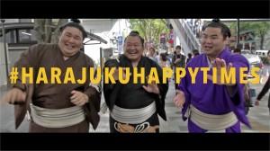 話題のヒット曲『Happy』を原宿でおしゃれに踊るPVがついに公開♪