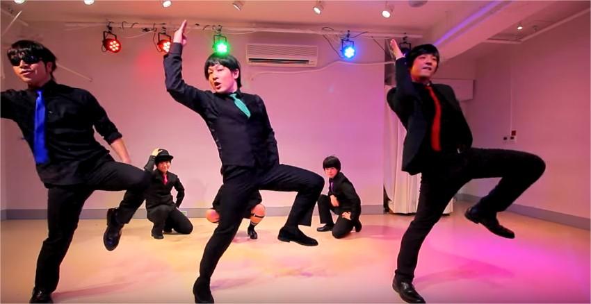 今話題の『おそ松さん』のコスプレ踊ってみたが人気!しかも彼らの場合、振付が面白い!
