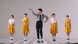 新曲\u201d恋\u201dのMVにてコミカルなダンスを披露♪