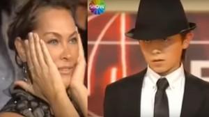 審査員もメロメロに…12歳の男の子が踊る「マイケルダンス」がイケメンすぎる!