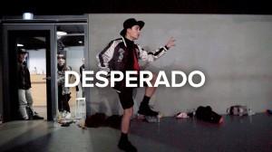 軽快なステップでダンスを展開。人気ダンススタジオ講師「Junsun Yoo」振り付けの「Desperado」が楽しくてカッコいい♪