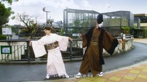 公式キャラなのにぶっ飛びすぎ!「平成KIZOKU」のキレキレアニメーションダンス!