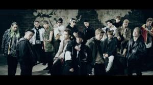惜しみなくダンススキルを見せる!THE RAMPAGEの新曲MV「FRONTIERS」が超クール!