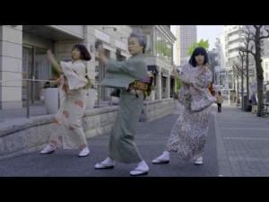 60歳のおばあちゃんがキレキレ!?全農PR動画の「お米ダンス」が今風でカッコイイ!!