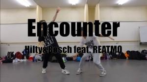 「Hilty & Bosch」がオリジナル楽曲でダンス!
