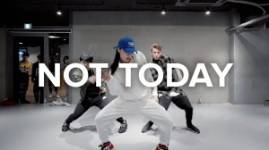Jane Kim振り付け!人気曲BTS「Not Today」をオシャレ&激しく