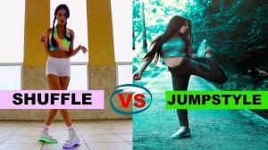 【シャッフルダンス VS ジャンプスタイル】好きなのはどっち!?両者のかっこいいダンスまとめ!