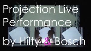 斬新な魅せ方が超カッコいい!!「Hilty & Bosch」のダンスライブ!