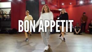 "KATY PERRYの""Bon Appétit""の楽曲に合わせた彼らのセクシーでもキレキレのパフォーマンスがSUPER HOT!!"