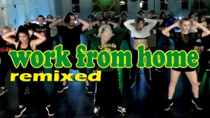 Mega Jam新作ダンス!カッコ良さもキュートさも併せ持つ「Work From Home」♡