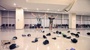URBAN DANCE CAMPに「Hilty & Bosch」登場!!自身が振り付けたダンス