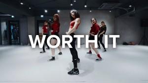 史上最高の再生回数!1MILLION Dance Studio講師「May J Lee」のWorth it!