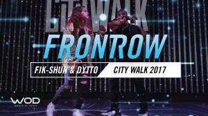 見逃せないコラボ!「Fik Shun」と「Dytto」がWorld of Dance 2017に登場!