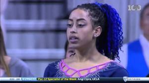 体操競技とHIP-HOPを合わせた前代未聞の体操技を見せる女の子に世界が注目!!