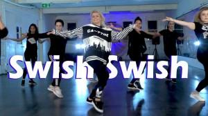 【Mega Jam】Jasmine Meakinがケイティ・ペリー楽曲に振り付け!ノリノリでキュートなダンスの「Swish Swish」♪