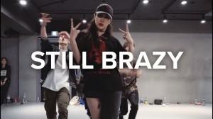 キレキレなダンスに歓声も響き渡る!Jin Lee振り付けの「Still Brazy」!