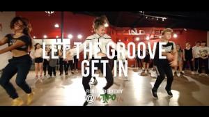"""軽快ダンス""""Let the Groove Get In""""に合わせた振付けでパワフルダンスパフォーマンス!"""