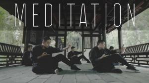 最高に洗練された和テイストダンス。「瞑想」をテーマにしたKinjazのパフォーマンスに注目