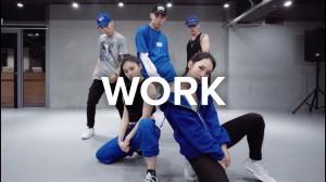 """豪華メンバーも登場!「Jinwoo Yoon」がRihanna楽曲""""Work""""に振り付け♪"""