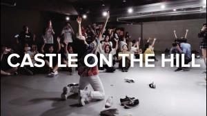 トップダンサー【Lia Kim】がEd Sheeran楽曲に振り付け!1Mダンススタジオ新作♪