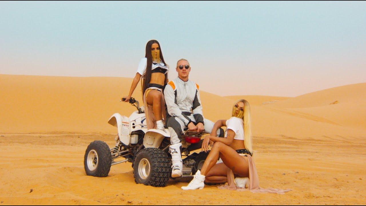 """画像 Major Lazer新曲""""Sua Cara""""のMV登場!砂漠の上でエキゾチックなSEXYサマーダンス!"""
