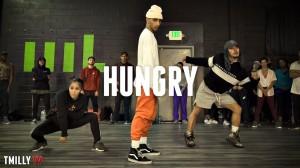 """ダンスに飢えてるんだ…!Fergieの新曲""""HUNGRY""""の一早い振付けダンス動画!"""