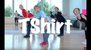 みんな大好きPhil Wright先生のダンスクラス!可愛いキッズたちのノリノリダンスが可愛い!