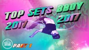 2017年の激熱なB-BOYたち!!超人たちのブレイキングを集めたベストダンス動画集!
