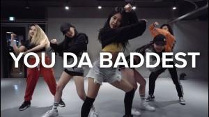 しなやかさとキレに注目。人気スタジオ講師「Minyoung Park」が振り付ける「You Da Baddest」!