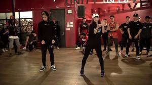 大注目の10代ダンサー《Sean Lew & Kaycee Rice》の華麗なフットワークに注目!