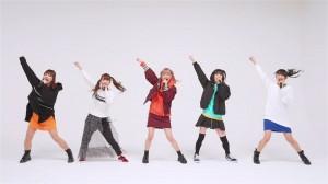 有名制作陣のコラボ!ガールズダンスロックユニット「Q'ulle」の新曲の踊ってみたVer.が公開!