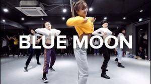 セクシーで美しい振り付けに注目!Hyojin Choiによる「Blue Moon」!