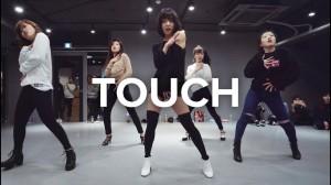 最高の色気とキレに魅せられる。May J Lee振り付けの「Touch」!