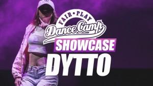 ユニークさあふれるPoppin'女子《Dytto》のFair Play Dance Campで見せた最新ダンス動画!