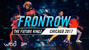 カッコよすぎ!【The Future Kingz】のキレキレでコミカルなアップテンポダンス!