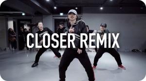 スピード感が増してカッコいい!リミックス版「Closer」にSori Naが振り付け!
