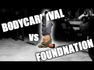 世界一ISSEIもいる!《BODYCARNIVAL vs FOUNDNATION》のダンスバトルに目が離せない!!
