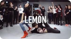 全世界で話題の楽曲に振り付け!【Lia Kim】による「Lemon」ダンス!