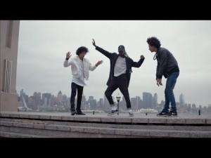 YAK FILMSとコラボした《Les Twins × Bouboo》の超個性派ダンスがカッコイイ!!