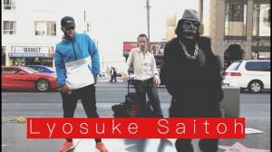 え!?ww『黒人ダンサーとガチダンスバトルしたらゴリラが乱入してきた。』Lyosuke Saitohのダンス動画