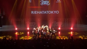 【RIEHATATOKYO】DANCEHOLICで披露したRIEHATA振付けの最新ダンス動画!
