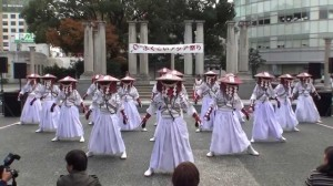 【Twitterで話題】世界観が素晴らしい。福岡のダンスグループ「太宰府まほろば衆」に注目!