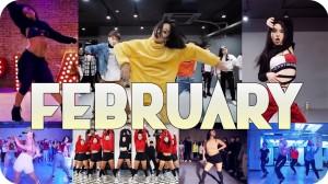 《2月を振り返り》かっこいいダンス振付けまとめ動画!あなたのお気に入りはどれ?