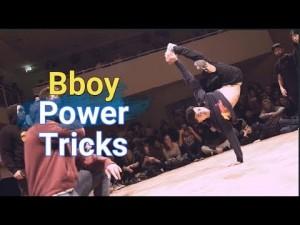 君にはできるか!?様々なB-BOYたちの超パワフルなトリックをまとめたダンス動画!