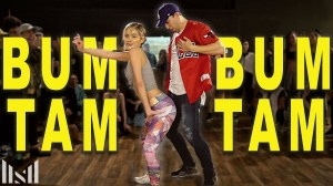 "《Matt Steffanina × Chachi》""BUM BUM TAM TAM""な最新コレオグラフィ!"